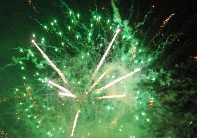 n y fireworks